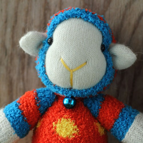 BoBo-Yang Sock Sheep
