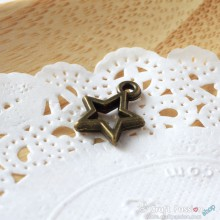 Star Charm A - small [ 5pcs / pack]