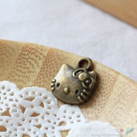 Kitty Charm A - small [ 5 pcs / pack ]