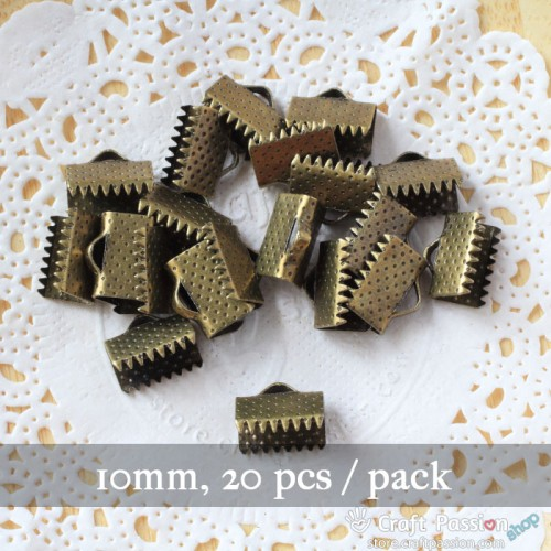 Ribbon Clamp, 1 pack - 10mm, 8mm, 6mm