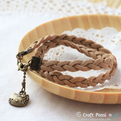 Leather Choker - 3 colors