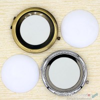 Compact Pocket Mirror Case - 1 set