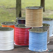 Raffia Yarn - Raffia With Passion, 250 Meter / Roll (31 Colors) - ADDED 5 NEW COLORS